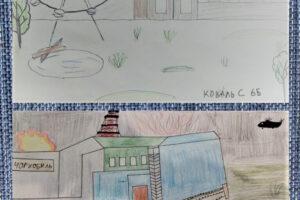 2021 Чорнобиль очима дітей.